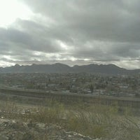 Photo taken at Cuidad Juarez, Mexico by Monze B. on 12/31/2012