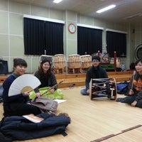 Photo taken at 서울대학교 음악대학 by Hyun Woo M. on 1/10/2013