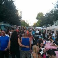 Photo taken at StrEAT Food Cart Festival by Jim Ryan Q. on 8/24/2014
