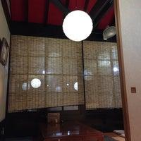 Photo taken at 満留井 by marsbarkitten on 11/8/2014