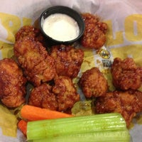 Photo taken at Buffalo Wild Wings by Faith on 7/20/2013