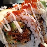 Photo taken at Oyama Sushi by Joseph on 3/26/2013