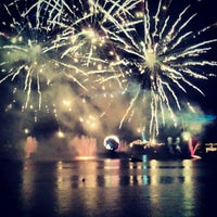 Photo taken at IllumiNations: Reflections of Earth by Jose I. on 12/11/2012