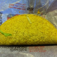 Photo taken at Taco Bell by Gena W. on 11/25/2012