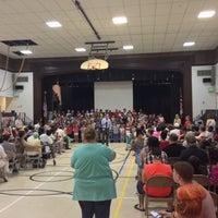 Photo taken at Dundalk Elementary School by Jason B. on 6/9/2016