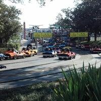 Photo taken at Tomorrowland® Speedway by Nikita M. on 11/24/2012
