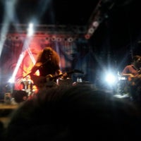 Photo taken at The Knitting Factory by Weddle T. on 9/15/2012