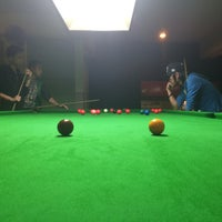 Photo taken at GT Snooker by Fedot M. on 1/31/2015