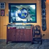 Photo taken at Ozone Café by Grace H. on 1/16/2018