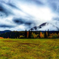 Photo taken at Hope, Alaska by Grace H. on 9/17/2016