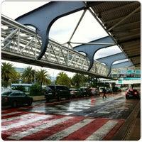 Photo taken at Terminal 1 by Alexander . on 3/17/2013
