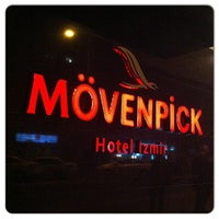 Photo taken at Mövenpick Hotel Izmir by Alexander . on 11/14/2012