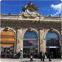 Photo taken at Gare SNCF de Toulon by Alexander . on 3/16/2013