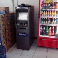 Photo taken at ATM BRI by Isaq Naser Salasa on 12/27/2012