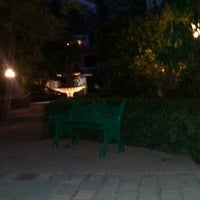 Photo taken at Pedregal Fountain by oMR P. on 2/2/2014