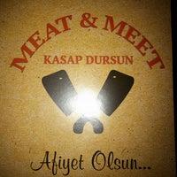 4/10/2015 tarihinde özcan K.ziyaretçi tarafından Meat & Meet Kasap Dursun'de çekilen fotoğraf