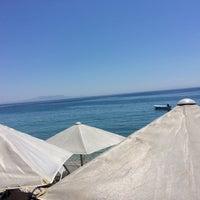 Photo taken at Payam Beach Restaurant by Şefika Ç. on 6/22/2017