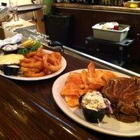 Photo taken at Half Moon Restaurant & Brewery by Cheryl M. on 8/11/2013