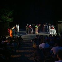 Photo taken at op camp night program by danielle c. on 6/19/2013