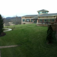 Photo taken at Meadowview Conference Resort & Convention Center by Palbay on 11/27/2012