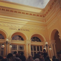 Photo taken at Camara Municipal De Curitiba by Julia G. on 6/27/2013