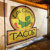 Photo taken at Los Cajetes by Darth N. on 9/9/2013