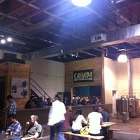 Photo taken at Cahaba Brewing Company by Urban F. on 12/8/2012