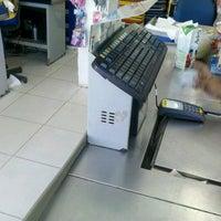Photo taken at Supermercado Super Mais by Elisio F. on 11/30/2012