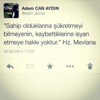 Photo taken at Esen Emlak İnşaat by Adem Can on 2/25/2014