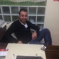 Photo taken at Esen Emlak İnşaat by Adem Can on 1/3/2014