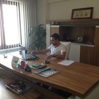 Photo taken at Esen Emlak İnşaat by Adem Can on 7/20/2013