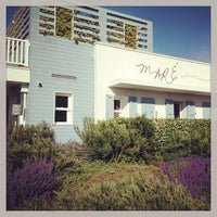 Foto scattata a Maré | cucina caffè spiaggia bottega da Paride Z. il 5/26/2013