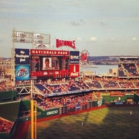 Photo taken at Nationals Park by Chelsea S. on 7/22/2013