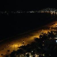 Photo taken at Hotel Playa Suites by Luis F. on 6/30/2013