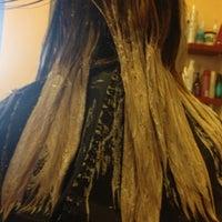 Photo taken at Nikki H Nail & Hair Salon by Julie . on 10/5/2012
