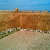 Photo taken at Le Fort De Mahdia by Pavel on 11/6/2014