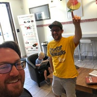 Photo taken at Red Mango by Andy H. on 5/15/2017