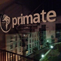 Photo taken at Primate by Camilo A. on 10/11/2013