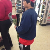 Photo taken at Safeway by Catherine C. on 2/14/2013