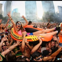 Photo taken at Ultra Music Festival by Irina on 3/28/2013
