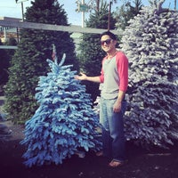 photo taken at pinery christmas trees by perriann h on 1272014 - Pinery Christmas Trees