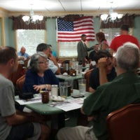Photo taken at Peterpank Diner and Restaurant by J.d. B. on 7/3/2014