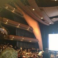 Foto tomada en Ellie Caulkins Opera House por Laurie G. el 11/3/2012