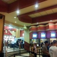 Photo taken at Cinemark by Luiz Z. on 11/20/2012