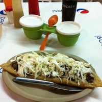 Photo taken at Taqueria 2 Hermanos by Yasseer on 12/1/2012