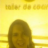 Photo taken at Taller de Cocina by Lorena M. O. on 4/13/2014