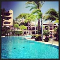 Photo taken at Hotel La Quinta Golf Resort & Spa Marbella by Sergio Z. on 6/29/2013