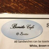 Photo taken at Bonito Café by Liz R. on 12/27/2012