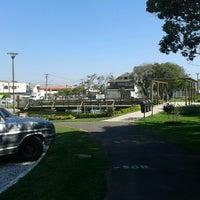 Photo taken at Bosque Municipal de Pinhais by Ronaldo F. on 11/20/2012