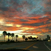 Photo taken at Front Beach Road by Amy on 9/18/2016